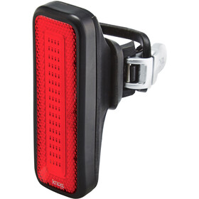 Knog Blinder MOB V Mr Chips Lampe de sécurité LED rouge, black